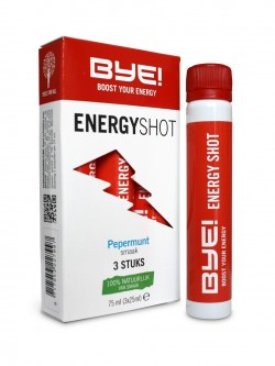 BYE Energy Shot - 3 x 25ml
