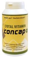 Concap Total Vitamin - 120 caps