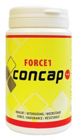 Concap Force 1 - 120 caps