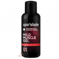 Sportsbalm Red Mild Muscle Gel - 200ml