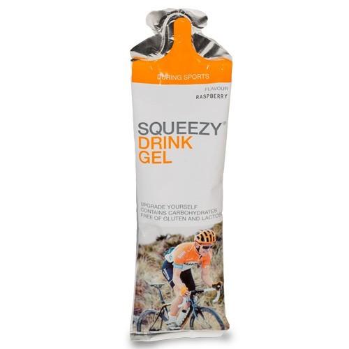 Squeezy Drink Gel 60ml Energie Gel Vloeibaar Energie